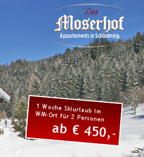 Moserhof in Schladming